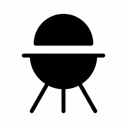 bbq, camping, journey, tour, tourism, travel, voyage icon