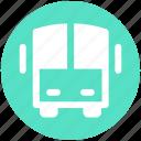 bus, coach, school bus, transport, vehicle