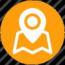 gps, location, location marker, location pin, location pointer, navigation
