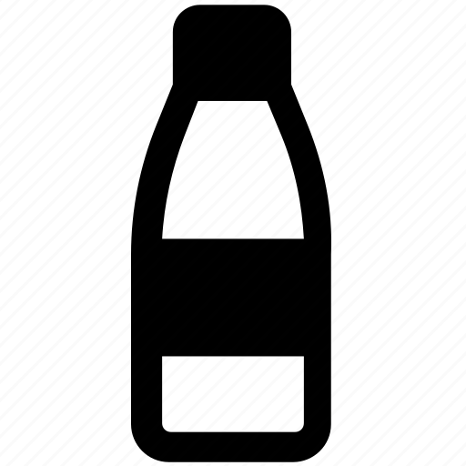 beer, bottle, drinking water, milk, water icon