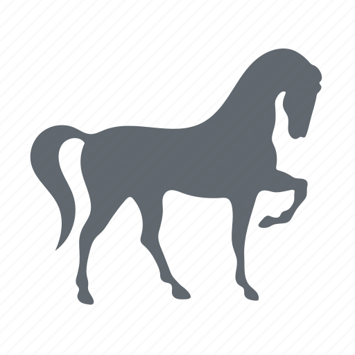 animal, farm, horse, sport icon
