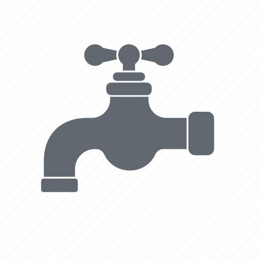drink, retro, tap, water tap icon
