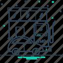 car, consumption, fuel, gas, petrol, station, tank icon