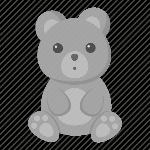 animal, bear, beast, mammal, unrealistic, wild, zoo icon