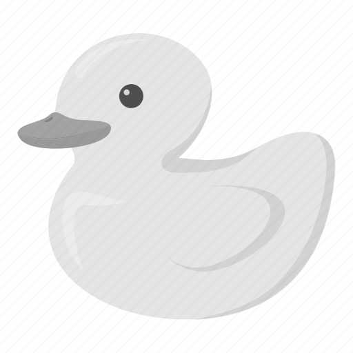 animal, bird, duck, pet, unrealistic, zoo icon