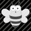 animal, bee, insect, toy, unrealistic, zoo