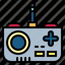 control, controller, rc, rc controller icon