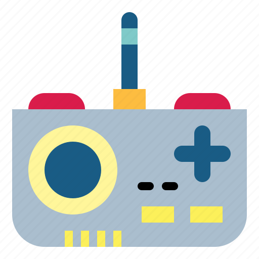 Control, controller, rc, rc controller icon - Download on Iconfinder