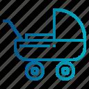 buggy, childhood, children, pushchair, stroller