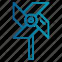 windmill, pinwheel