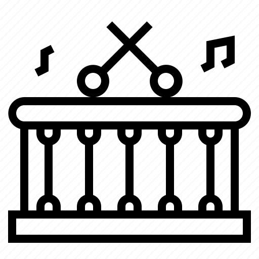 Drum, music icon - Download on Iconfinder on Iconfinder