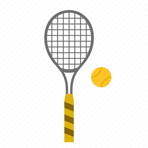 ball, game, racket, racquet, sport, tennis, toy icon