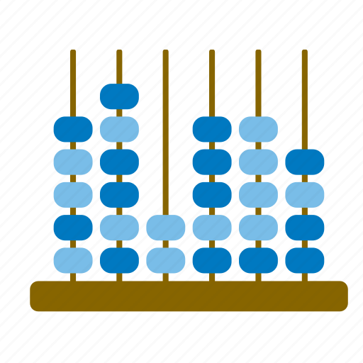 abacus, bead, beaded, educational, kids, toy, wooden icon