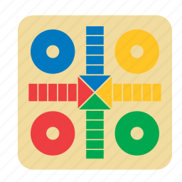 game, ludo, pachisi, parchesi, parchis, toy icon