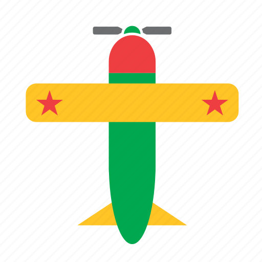 game, kids, light aircraft, small plane, toy, transport icon