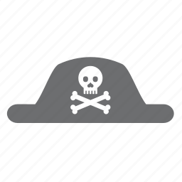 game, hat, kids, pirate, toy icon