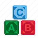 baby, block, blocks, game, kids, toy icon