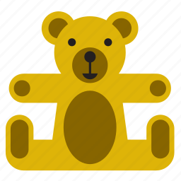bear, game, kids, teddy, teddybear, toy, toys icon