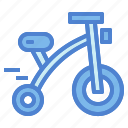 sport, transport, transportation, tricycle, vehicle icon
