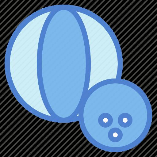 ball, balls, sports, stripes, toy icon