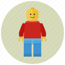 games, leggo, man, toys icon
