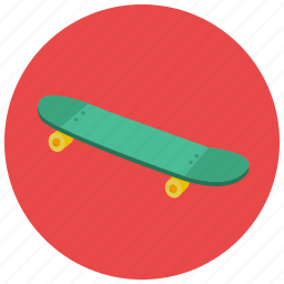 board, games, skate, toys icon