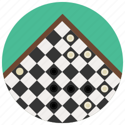 board, checkers, games, toys icon