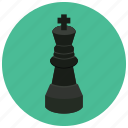 chess, games, king, piece, toys icon