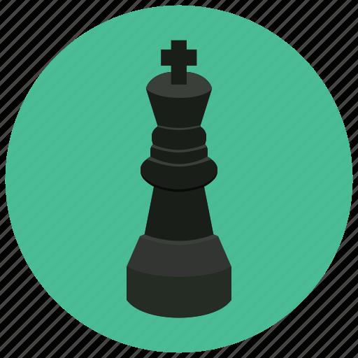 chess, games, king, piece, toys icon