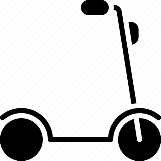 child, game, kid, play, scooter, toy icon
