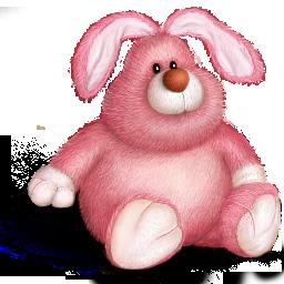 bear, bunny, cute, teddy, toy icon