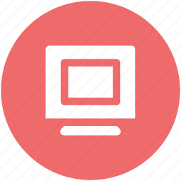 desktop, display, lcd, monitor, screen, web screen icon