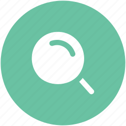 glass, magnifier, magnifying glass, search, search web, seo, zoom icon