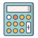 account, calculator, count, plus, price icon