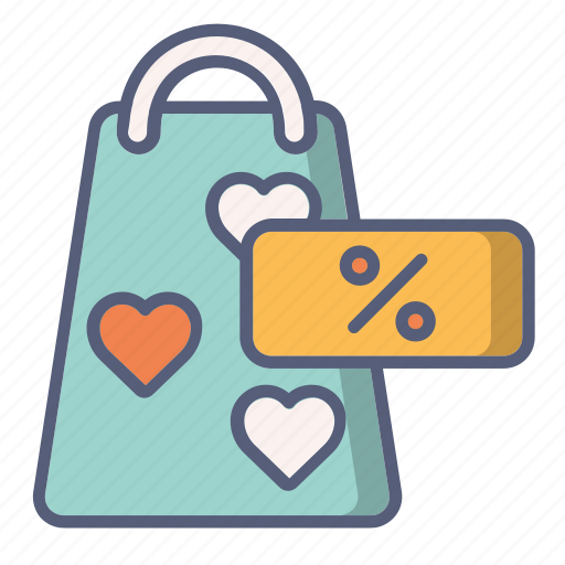 bag, buy, package, price, sale, shopping icon