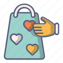 bag, buy, package, sale, shop icon