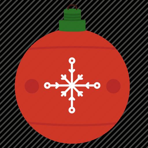 ball, christmas, ornament icon