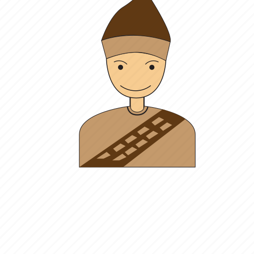 boy, clothe, culture, indonesia, men, nusantara, traditional icon