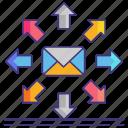 blasting, blasts, email