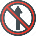 atention, entry, no, road, sign, traffic