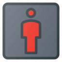 atention, stop, traffic, road, sign icon