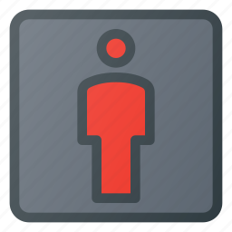 atention, road, sign, stop, traffic icon