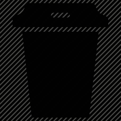 delete, dusbin, garbage, remove, trash icon