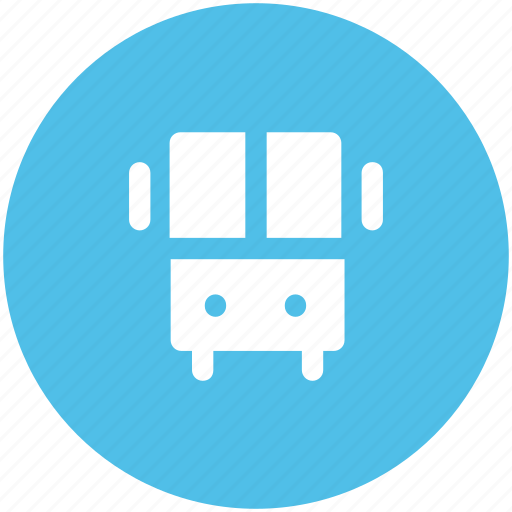 bus, public transport, public vehicle, school bus, transport, transport vehicle, vehicle icon