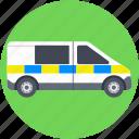 delivery van, hatchback, panther van, pick up van, van icon