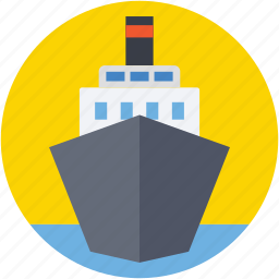 cruise, merchant ship, sailboat, ship, travel, yacht icon