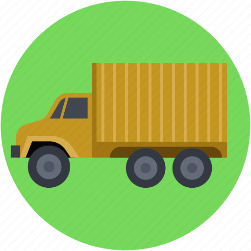 cargo van, logistics, logistics truck, van, vehicle icon