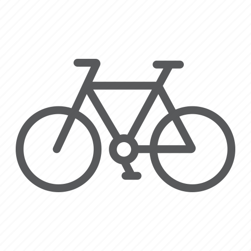 Bicycle, bike, cycle, fitness, sport, transport, vehicle icon - Download on Iconfinder
