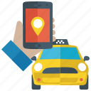 gps, tracing location, tracking app, tracking system, transport tracker, vehicle tracking icon