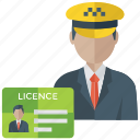 approved license, driver id card, driver license, driving license, license, transport license icon
